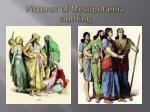 pictures of mesopotamia clothing