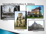 varnsdorfsk budovy a m llera