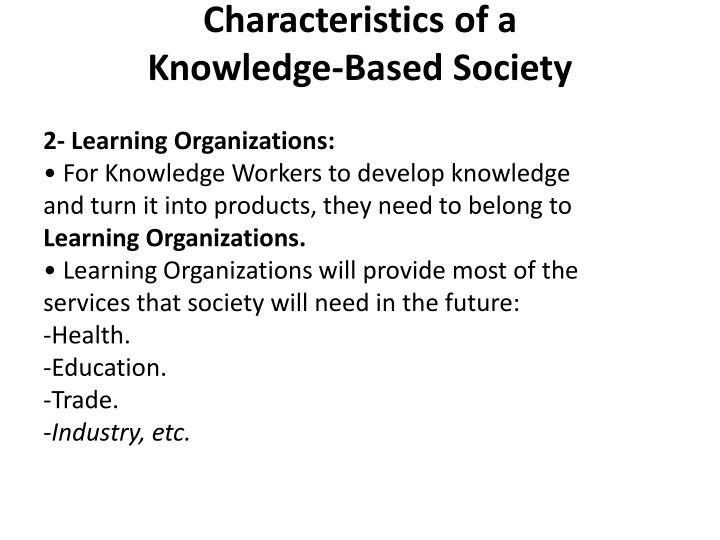 characteristics of 21st century organisation The critical 21st century skills every student needs and why by lee watanabe-crockett | aug 2, 2016 | assessment editor's note: this is a slightly updated reprint of one of our most popular articles on the 21st century skills students need for life beyond the classroom, and why they are important.