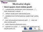 motiva n dopis2
