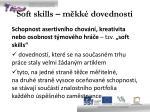 soft skills m kk dovednosti