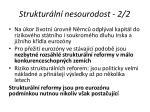 struktur ln nesourodost 2 2