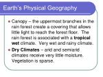 earth s physical geography15