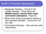 earth s physical geography16