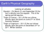 earth s physical geography2