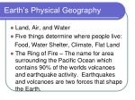 earth s physical geography5