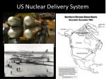 us nuclear delivery system