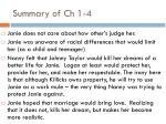summary of ch 1 4
