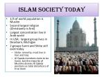 islam society today