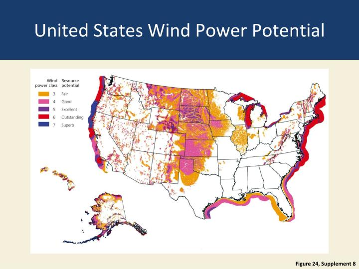 United States Wind Power Potential