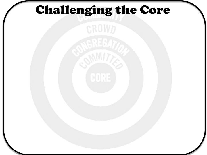 Challenging the Core