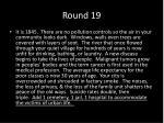 round 19