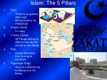 islam the 5 pillars