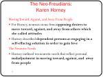 the neo freudians karen horney2