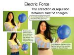 electric force1