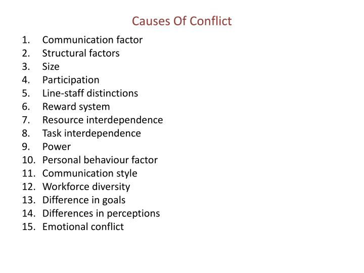 conflict between staff and line managerial officers Staff-line conflict can be defined as the disagreements and jealousy between operating managers/units and staff/support managers and units human resource managers have long suffered from the staff line conflict that tends to arise in many organizations.
