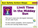 sun safety action steps1