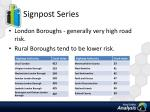 signpost series1