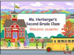ms herberger s second grade class