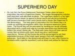 superhero day1