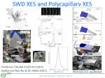 swd xes and p olycapillary xes