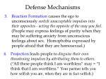 defense mechanisms1