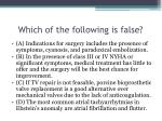 which of the following is false10