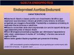 endoprotesi aortica endurant
