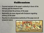 gallicanism
