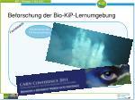 beforschung der bio kip lernumgebung3