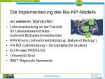die implementierung des bio kip modells1