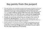 key points from the purport3