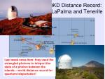 current free space qkd distance record 144 km between lapalma and tenerife