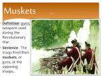 muskets page 36