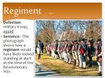 regiment page 49
