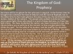 the kingdom of god prophecy10