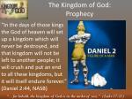 the kingdom of god prophecy11