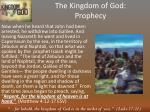 the kingdom of god prophecy15