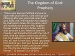 the kingdom of god prophecy6