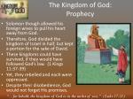 the kingdom of god prophecy7