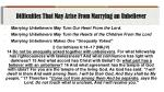 difficulties that may arise from marrying an unbeliever1