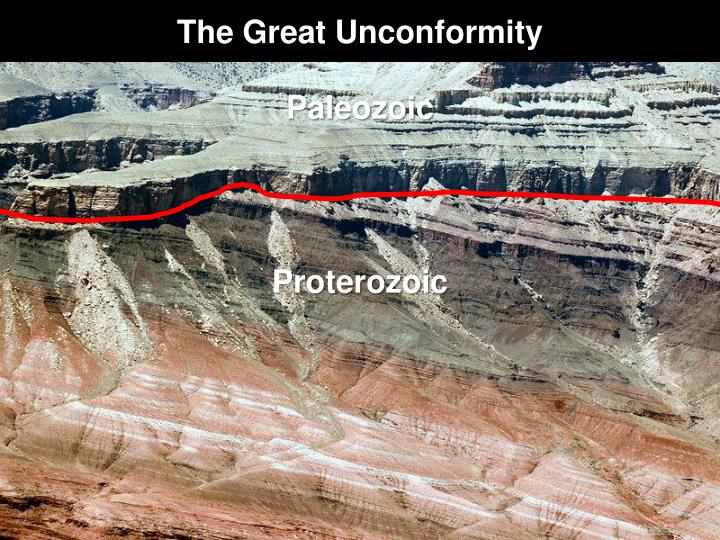 The Great Unconformity