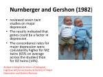 nurnberger and gershon 1982