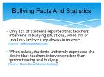 bullying facts and statistics2