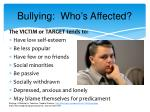 bullying who s affected1