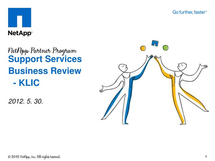 support services business review klic n.