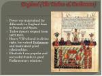 england the tudors parliament