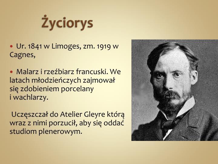 Yciorys