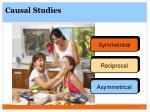 causal studies