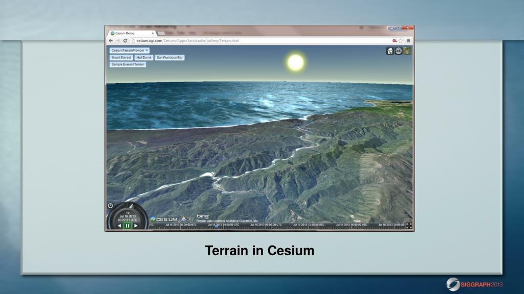 PPT - World-Scale Terrain Rendering PowerPoint Presentation - ID:2073265